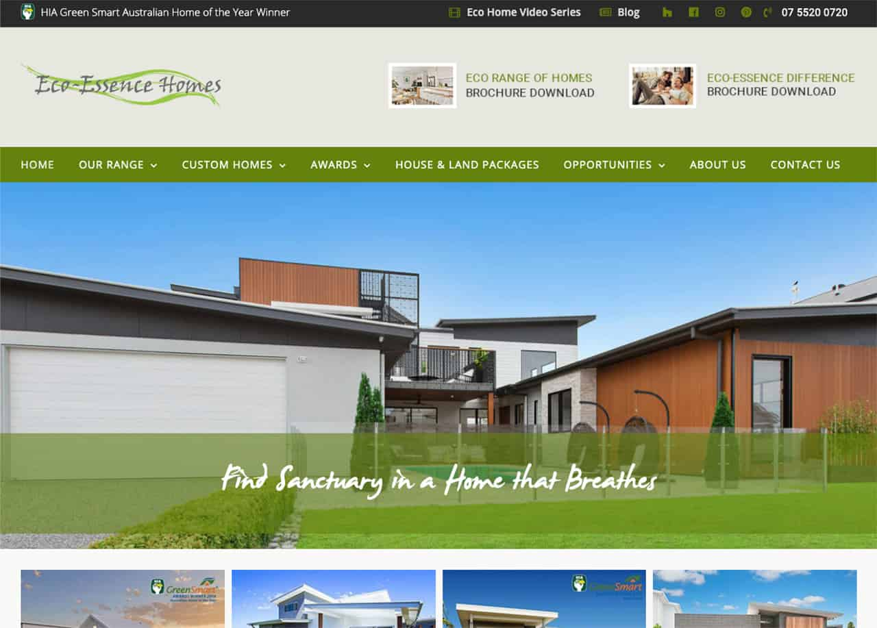 eco-essence homes