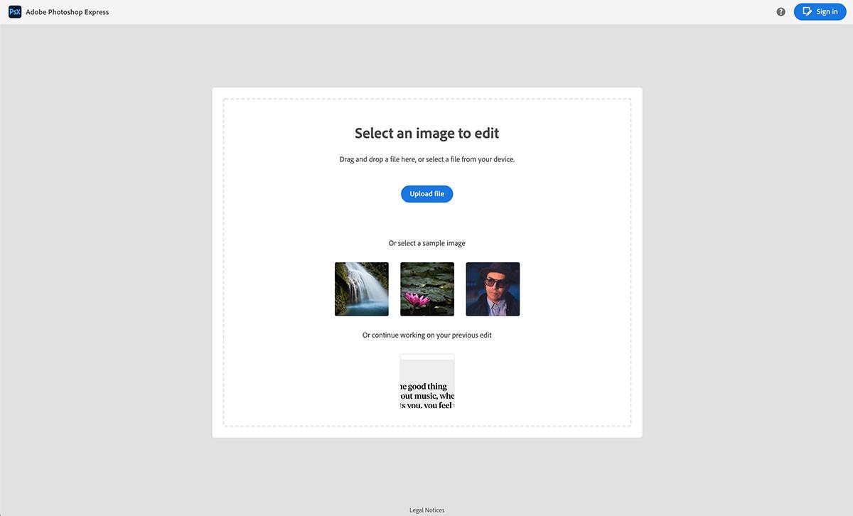 Adobe-Photoshop-Express-Online