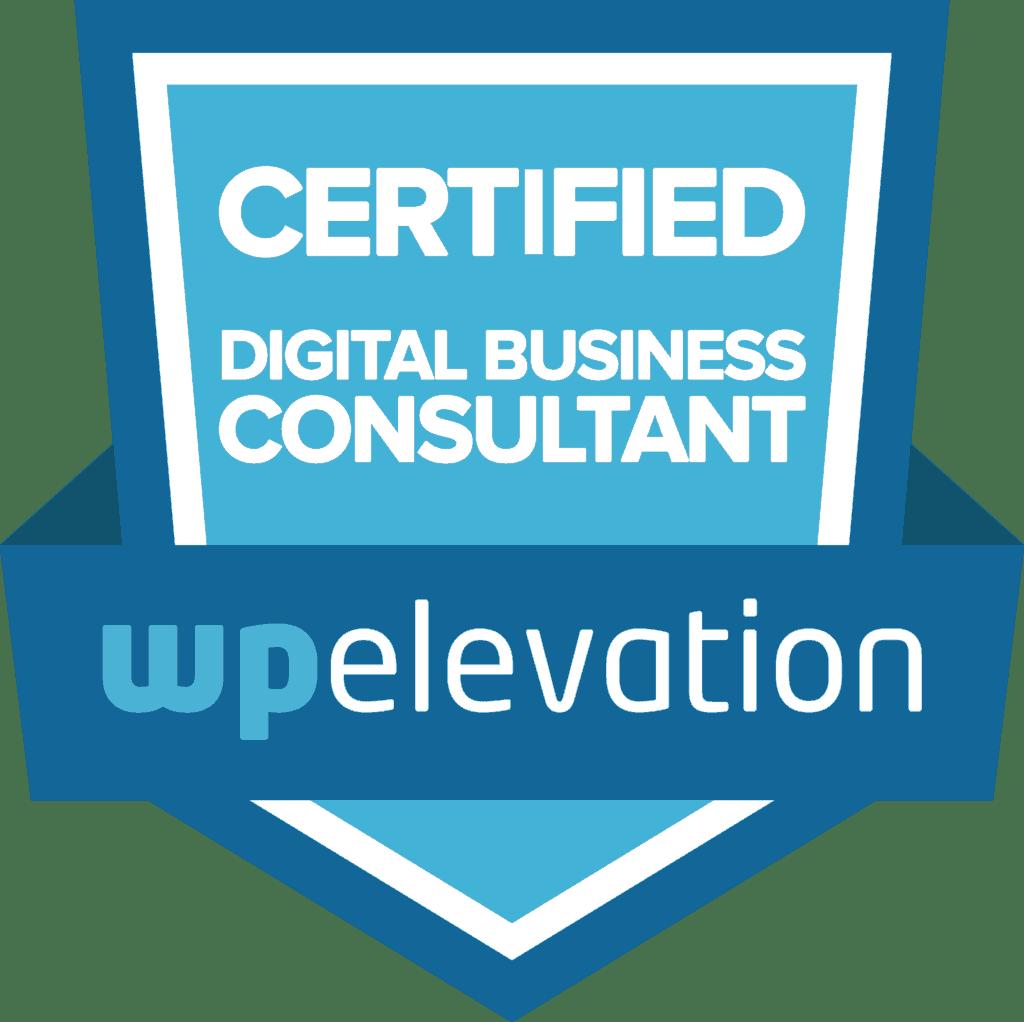 Gold Coast website design company Certification