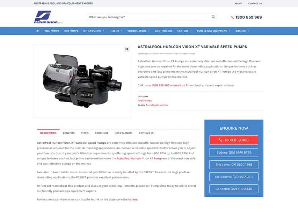 Pump-Shop-Website-Product